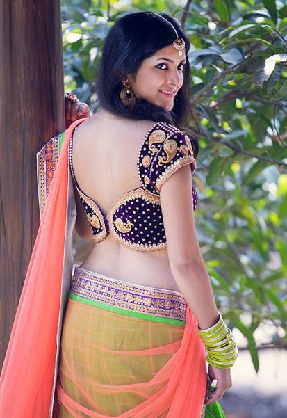 Latest Blouse Designs For Half Sarees Beauty amp Health Tips