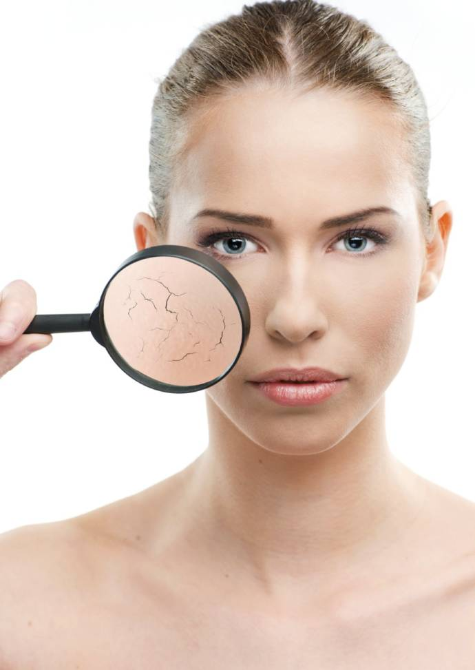 How to treat the skin dryness how to get the moisturized skin recommend