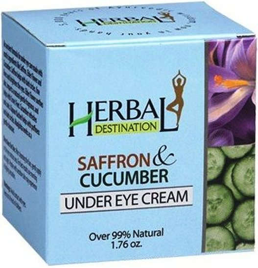 Herbal destination under eye cream