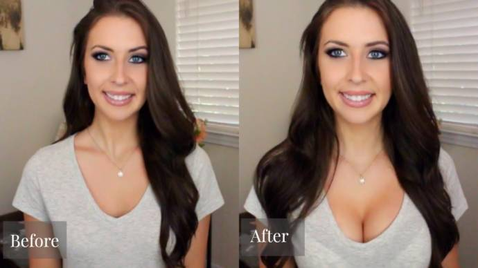What Can You Do To Make Your Breasts Bigger Naturally