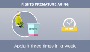 Fights-premature-aging