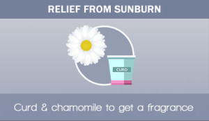 Relief-from-sunburn
