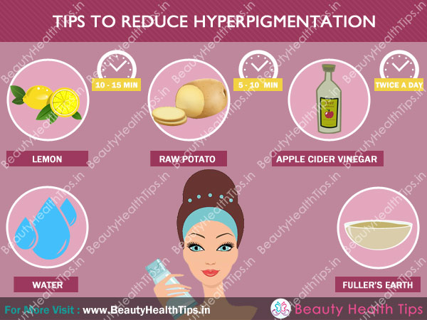 how to get rid of red hyperpigmentation on face