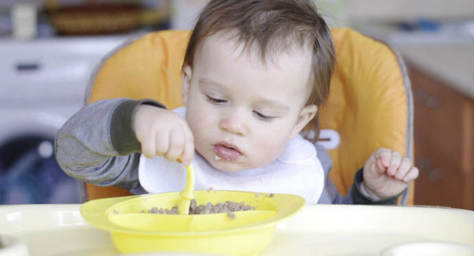 Top foods/diet for infants, children aged between 1-2 years