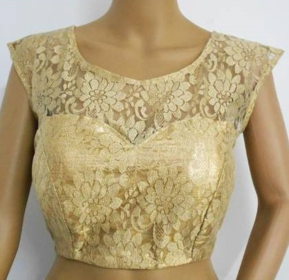 Blouse designs with lace3