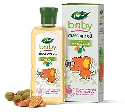 Best Massage Oils For Your Baby In Indian Market