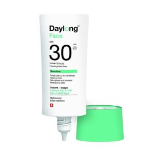 Daylong Face Sensitive SPF 30, Light Gel Fluid, 30Â ml