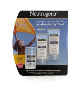 Neutrogena Ultra sheer dry – touch sunscreen lotion