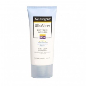 Neutrogena Ultra sheer dry touch sun block SPF 50 PA ++