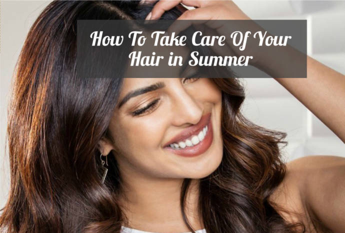 Summer Hair Care Tips For Women