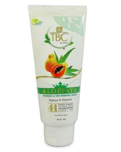 TBC Aloepaya Fairness & Tan Removal Scrub