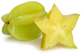 The Typical Star Fruit