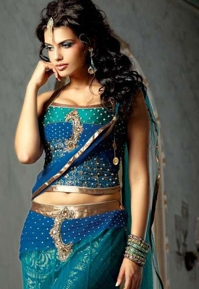 Latest blouse designs for ghagra 20
