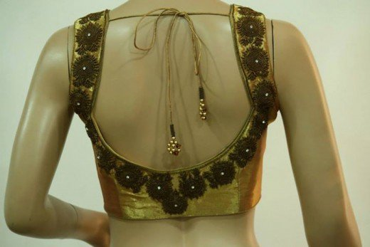 pretty-work-light-gold-blouse