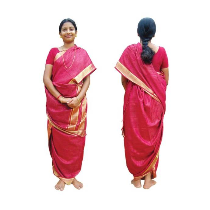 Different Styles Of Draping Sari