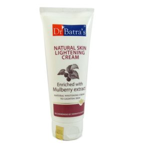 Dr Batra's skin lightening cream
