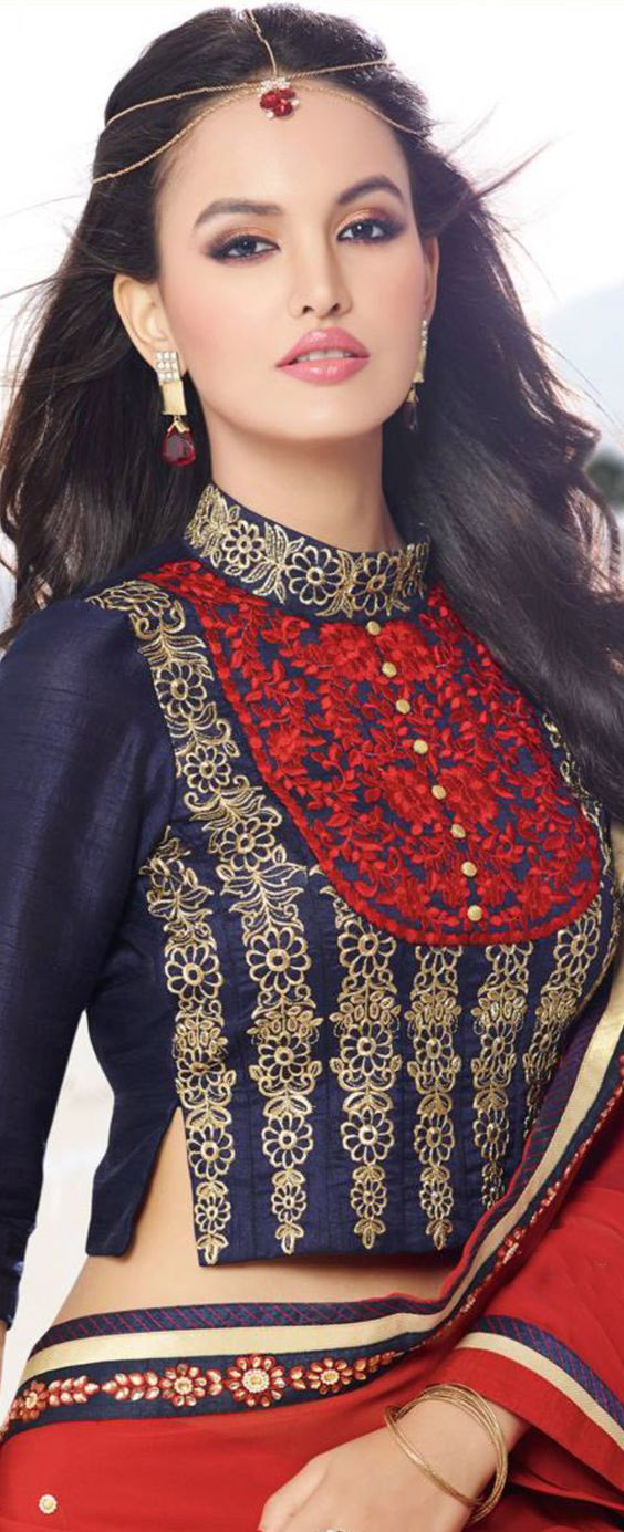 blouse_design_collar
