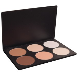 Bebeautiful Concealer 6 Shades Palette
