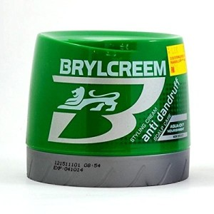 Brylcream AQUA-OXY Styling cream anti dandruff scalp