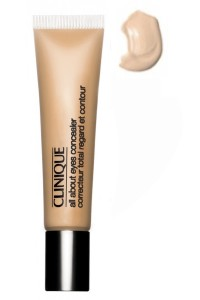 Clinique all about eyes concealer – light neutral