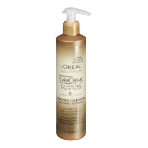 EvercremeL'Oreal Paris Sulfate-Free Moisture System Cleansing Conditioner