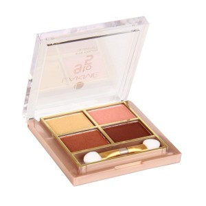 Lakme 9 To 5 Eye Color Quartet Eye Shadow, Desert Rose
