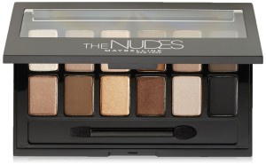Maybelline New York Nudes, the Nudes Palette