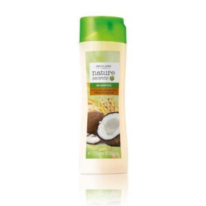Nature Secrets Conditioner for Dry and Damaged Hair Wheat & Coconut