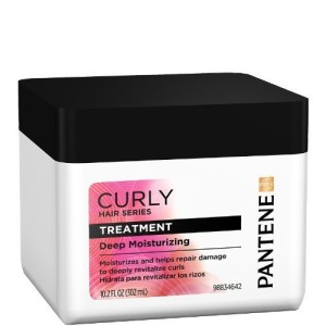Pantene Pro-V Curly Hair Series Treatment Deep Moisturizing