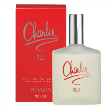Revlon Charlie red perfume for women