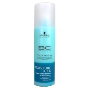 Schwarzkopf Hairtherapy Moisture Kick Spray Conditioner