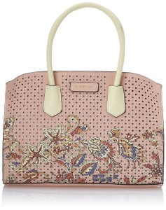 Sugarush Floral Women's Shoulder Bag (Pink)