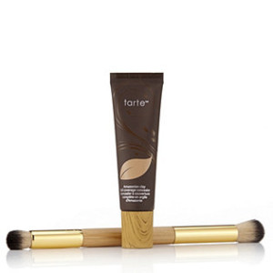 Tarte Amazonian clay 12 hr waterproof full coverage concealer with brush