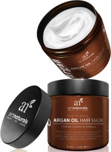 Art naturals argan oil hair mask, deep conditioner
