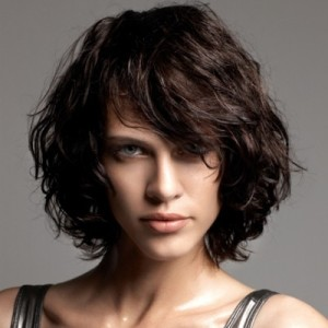 Hair styles for rectangular face