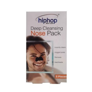 Hip-hop deep cleansing nose trips for men
