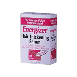 Hobe labs Energizer hair thickening serum