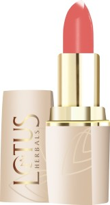Lotus Herbal Pure Colors Lip Color, Coral 679