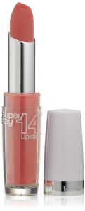 Maybelline Superstay 14 hour Lipstick, Ceaseless Caramel