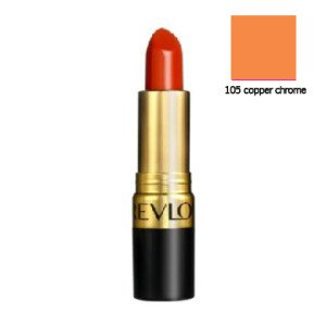 Revlon Super Lustrous Lipstick, Copper Chrome