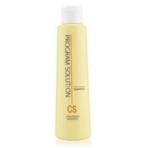 Shiseido Program solution shampoo CS (for colored and ionized straightening hair)