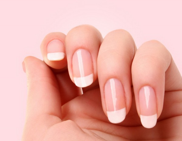 How To Make Nails Pinkish Shiny Natrually At Home
