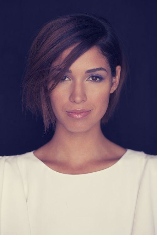 Latest winter hairstyles with short hair & Short haircuts for women