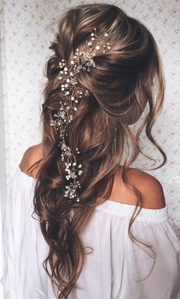 Bridal looks with highlights