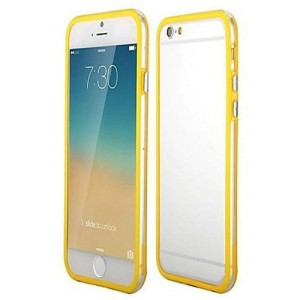 Casotec Backless Bumper Case Cover for Apple iPhone