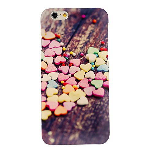 Clapcart Heart Printed Mobile Back Cover