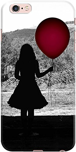 DailyObjectsThe Girl With the Red Ballon Case For iPhone 6s Plus