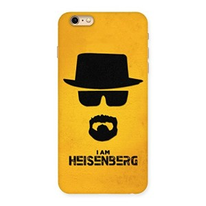 Designer Heisenberg Case for iPhone 6 Plus 6S Plus
