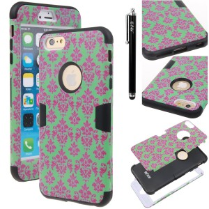 Dual Layer Hybrid Armor Defender Protective Case Cover
