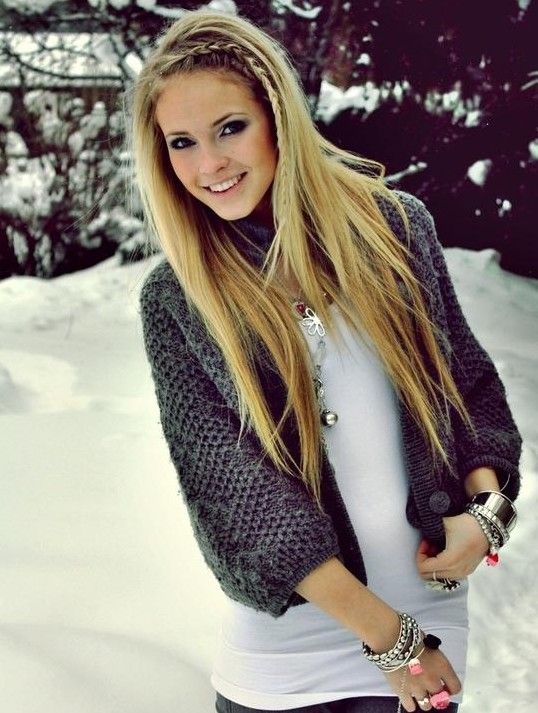 Long Hairstyles That You Should Try In Winter Best Winter Elegant